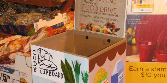 Cody Cupboard - Cody Wyoming Food Bank