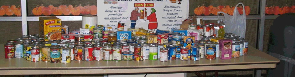 Cody Cupboard - Food Assistance